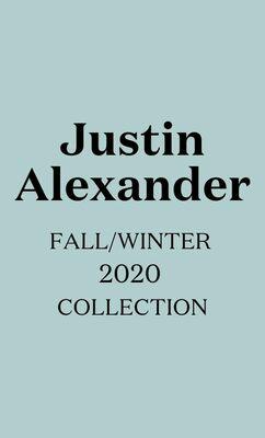 Justin Alexander F/W 2020