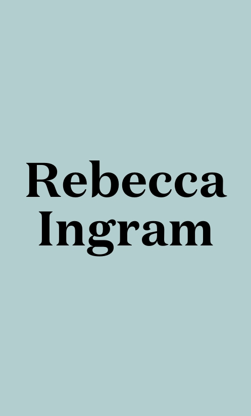 Rebecca Ingram cover