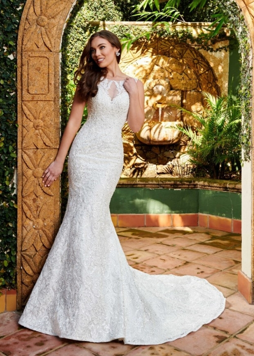 Mary's Bridal & Lo'Adoro by Rachel Allan Fall 2020 collections