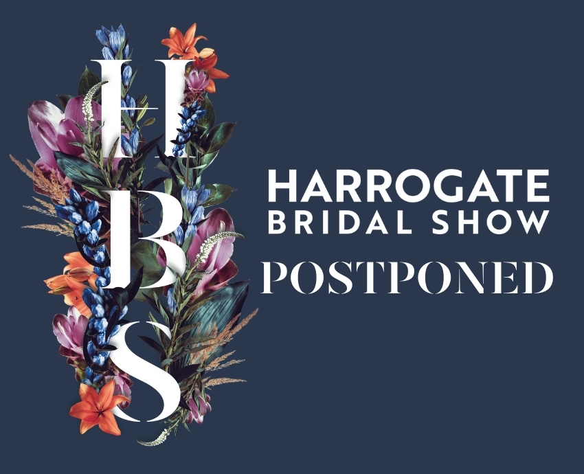 Harrogate Bridal Show postponed to 2021