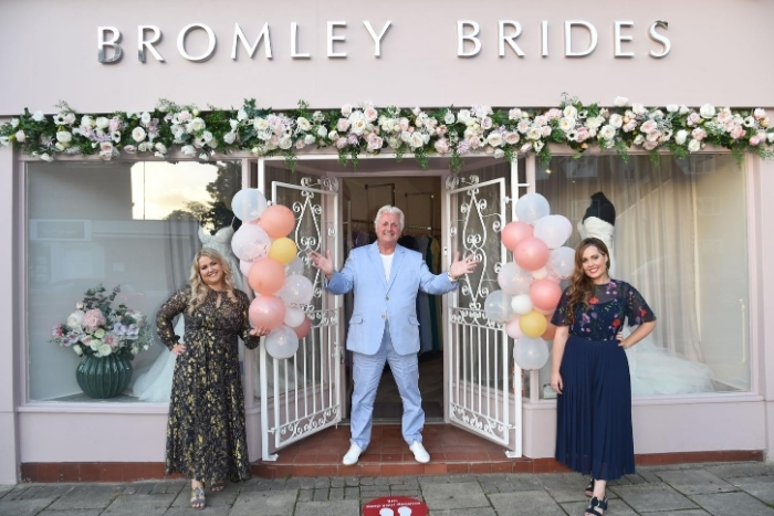 Bromley Brides launch The Wonder Room