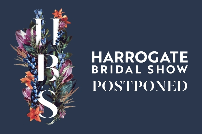 Harrogate Bridal Show postponed to 2021