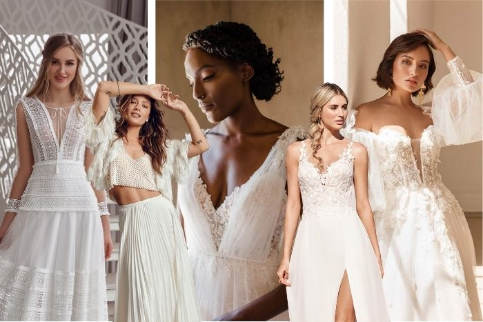 Trends from The Showroom: bohemian bride