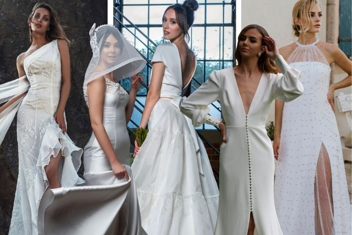 Trends from The Showroom: a moment for the modern bride