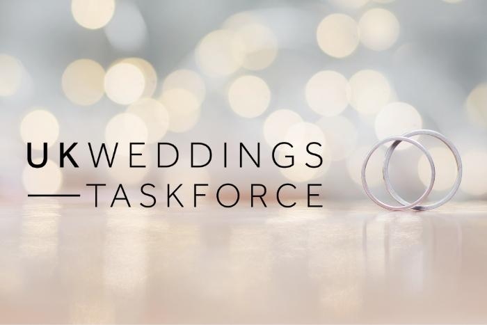 UK Weddings Taskforce ask Gov for vital support
