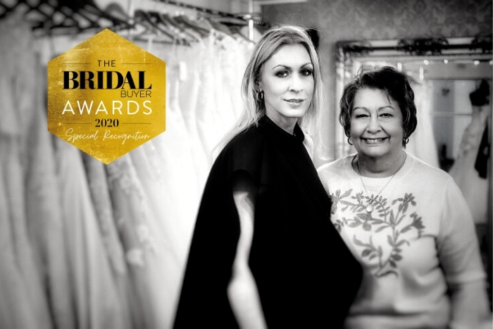 The Bridal Rooms: winners of the Community Support Award