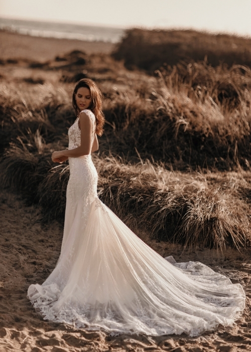 Introducing Tiffanys Bridal collection