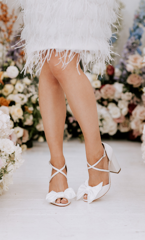 Charlotte Mills Bridal Shoes 10