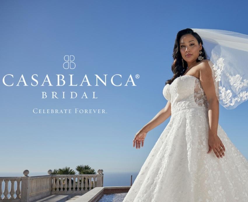 Behind the brand - Casablanca Bridal