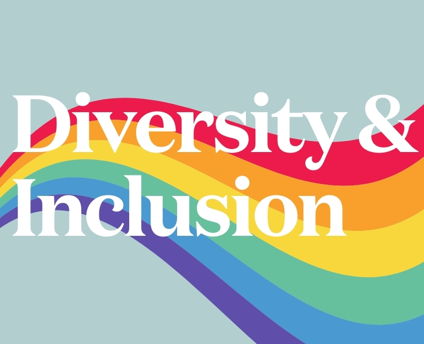 What diversity and inclusion looks like