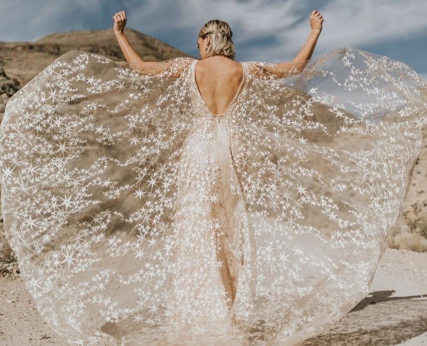 Behind the brand - Bridal Fabrics