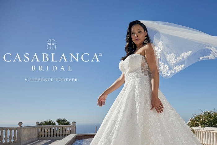 Behind the brand - Casablanca Bridal