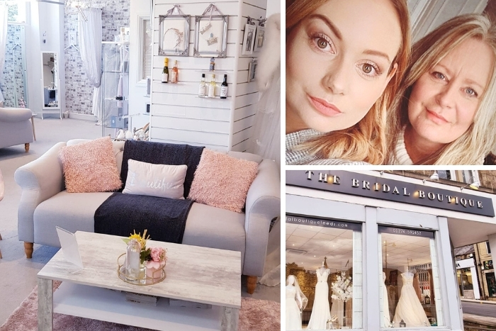 My Bridal Story: The Bridal Boutique Baildon