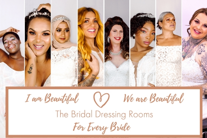 My Bridal Story: The Bridal Dressing Rooms