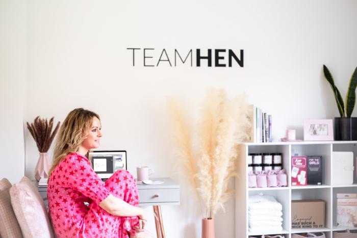 Behind the brand - Team Hen