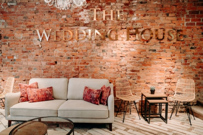 Inside The Wedding House Boutique