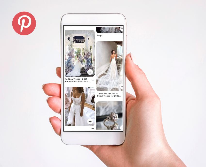 How to reach brides through Pinterest advertising