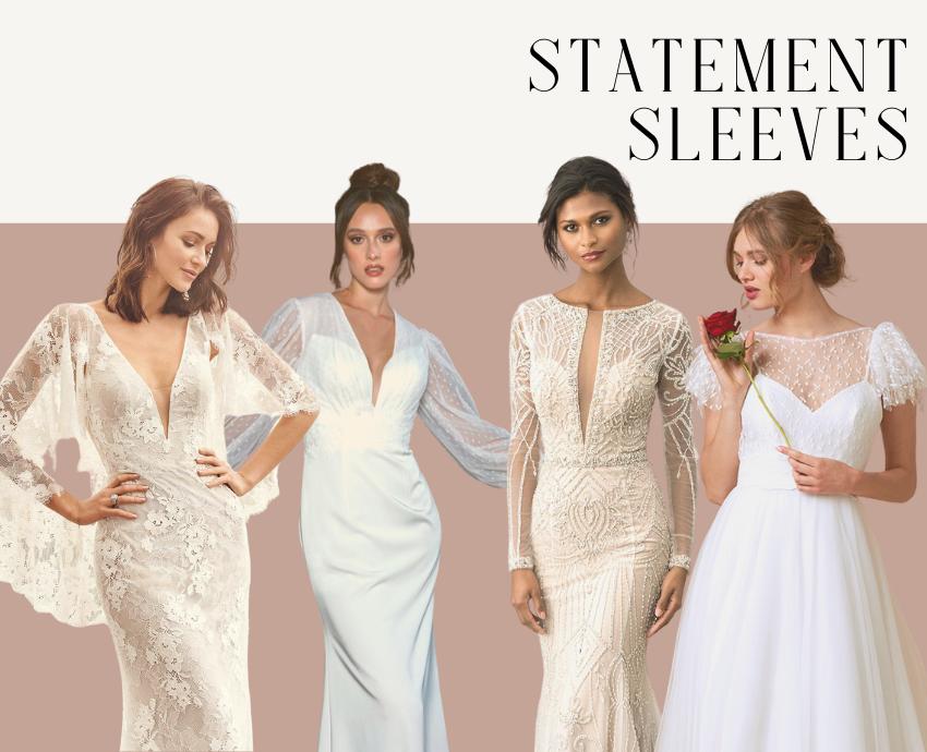 Global Gallery trends: statement sleeves
