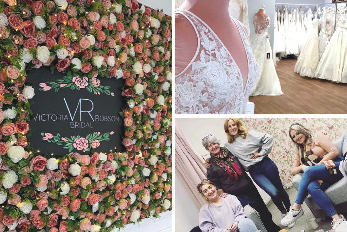 My Bridal Story: Victoria Robson Bridal